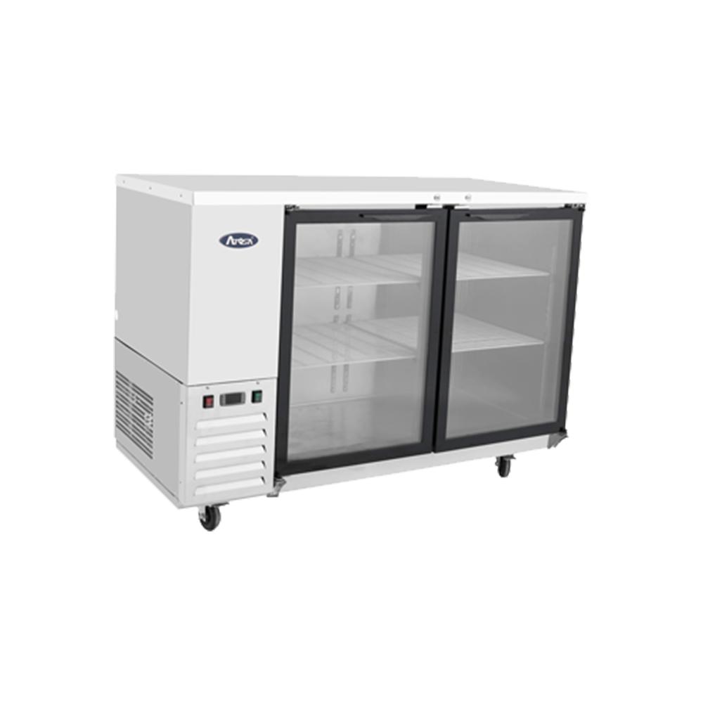 Mesas refrigeradas contra barra