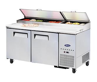 Mesas para Preparar Pizza